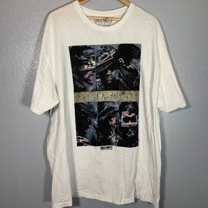 Call Of Duty Ghosts Tee